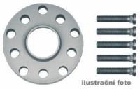 HR podložky pod kola (1pár) VOLVO 704 - 765 HA rozteč 108mm 5 otvorů stř.náboj 65mm -šířka 1podložky 15mm /sada obsahuje montážní materiál (šrouby, matice)